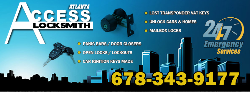 Locksmith Dunwoody GA
